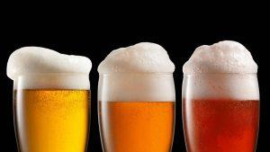 Cafetería naturistas con amplia oferta de cervezas