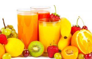 Cafetería naturista - Jugos de frutas