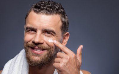 Cuidados básicos para la piel de un hombre