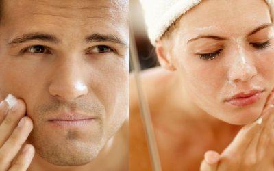 Por que es importante exfoliar la piel